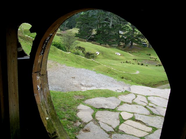 Hobbits For a Day: A Journey to the Shire – Part 1