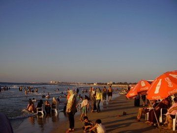 Guest Post: Lessons Learned from a Beach in the Middle East