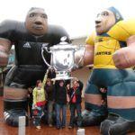 Hakas, rucks and scrums, oh my! Attending a NZ rugby match