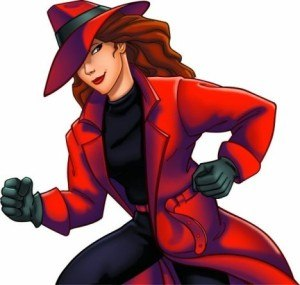 Where it All Began: It's Carmen Sandiego's Fault