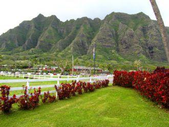 Kualoa Ranch in Hawaii
