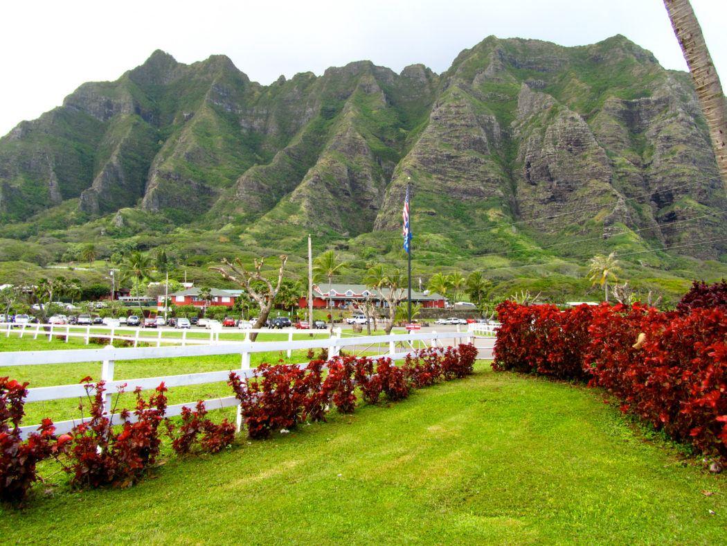 Guided tour of Oahu, Hawaii