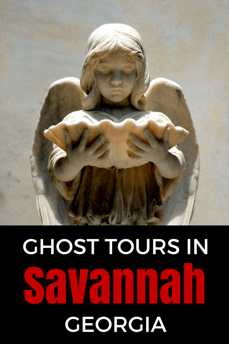 Savannah ghost tours and ghost stories