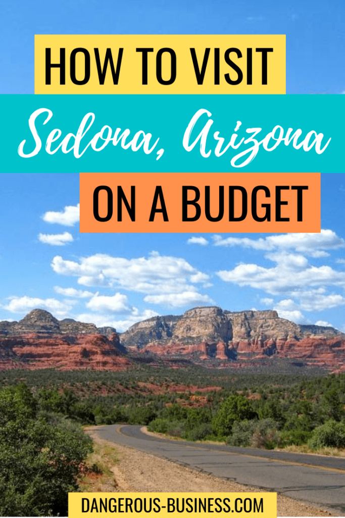 Visiting Sedona on a budget