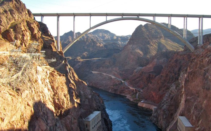 The Hoover Dam: A Modern Feat of Engineering