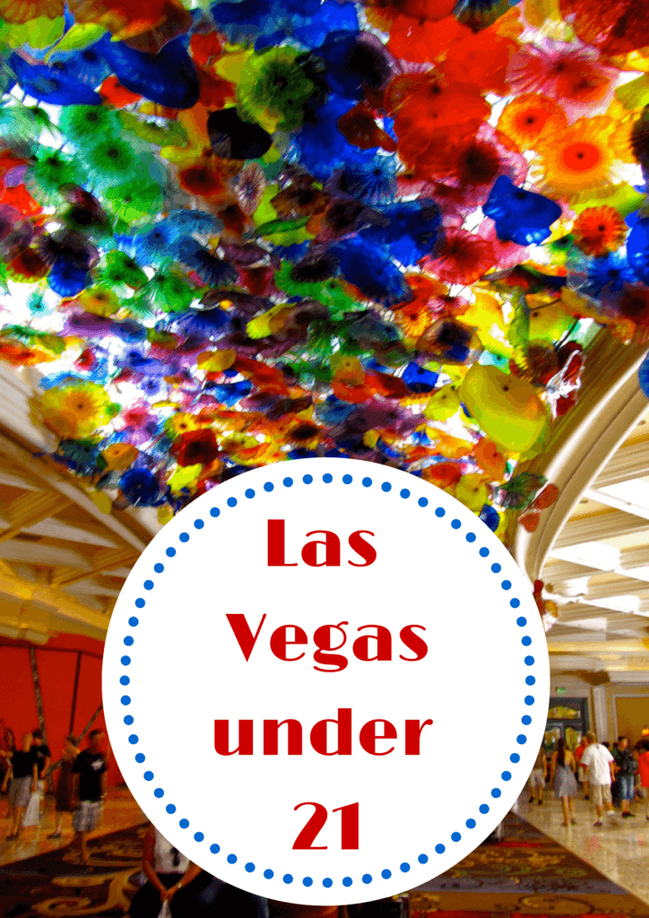 Las Vegas under 21