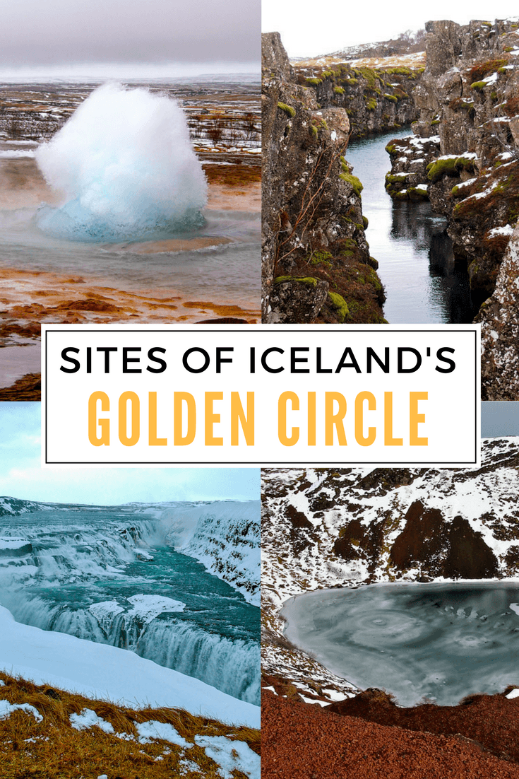 Highlights of the Golden Circle in Iceland