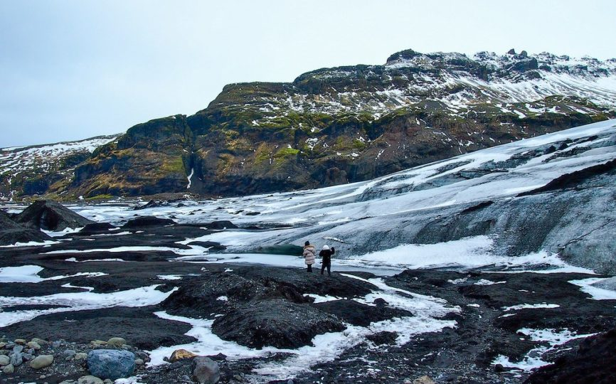 The Sights of Iceland's South Shore