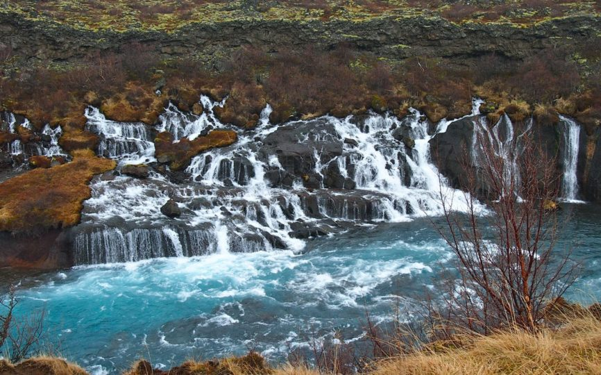 Fire and Ice in Iceland