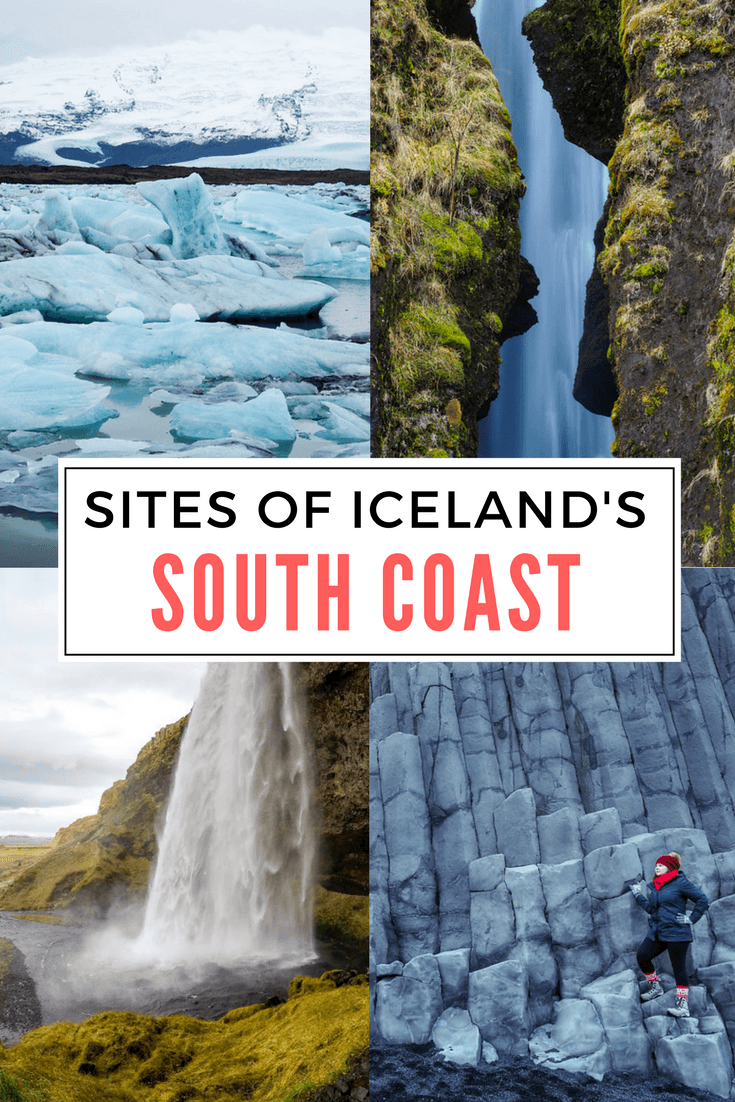 Things to see on Iceland's South Coast