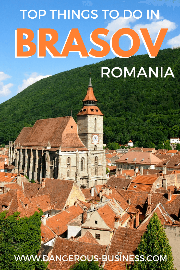 The best things to do in Brasov, Romania