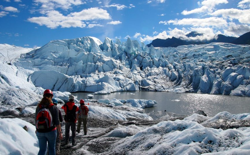 Ice, Ice, Baby – Glacier Hiking in Alaska