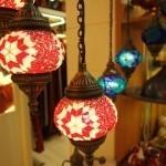 In Photos: Glass Lanterns in Istanbul's Grand Bazaar