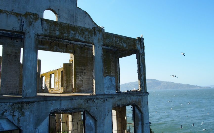 The Two Sides of Alcatraz