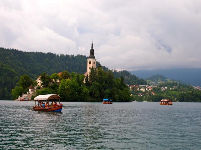 Travel Bliss in Bled, Slovenia