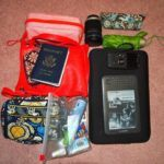 What's in My Backpack: Summer and Winter in One Trip