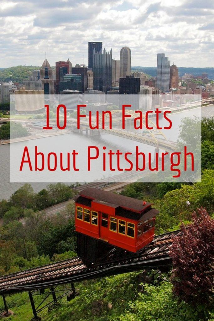 10 fun facts about pittsburgh pennsylvania. Black Bedroom Furniture Sets. Home Design Ideas