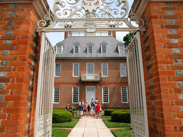 American Roots in Virginia's Historic Triangle