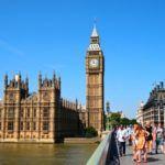 London in the Sunshine