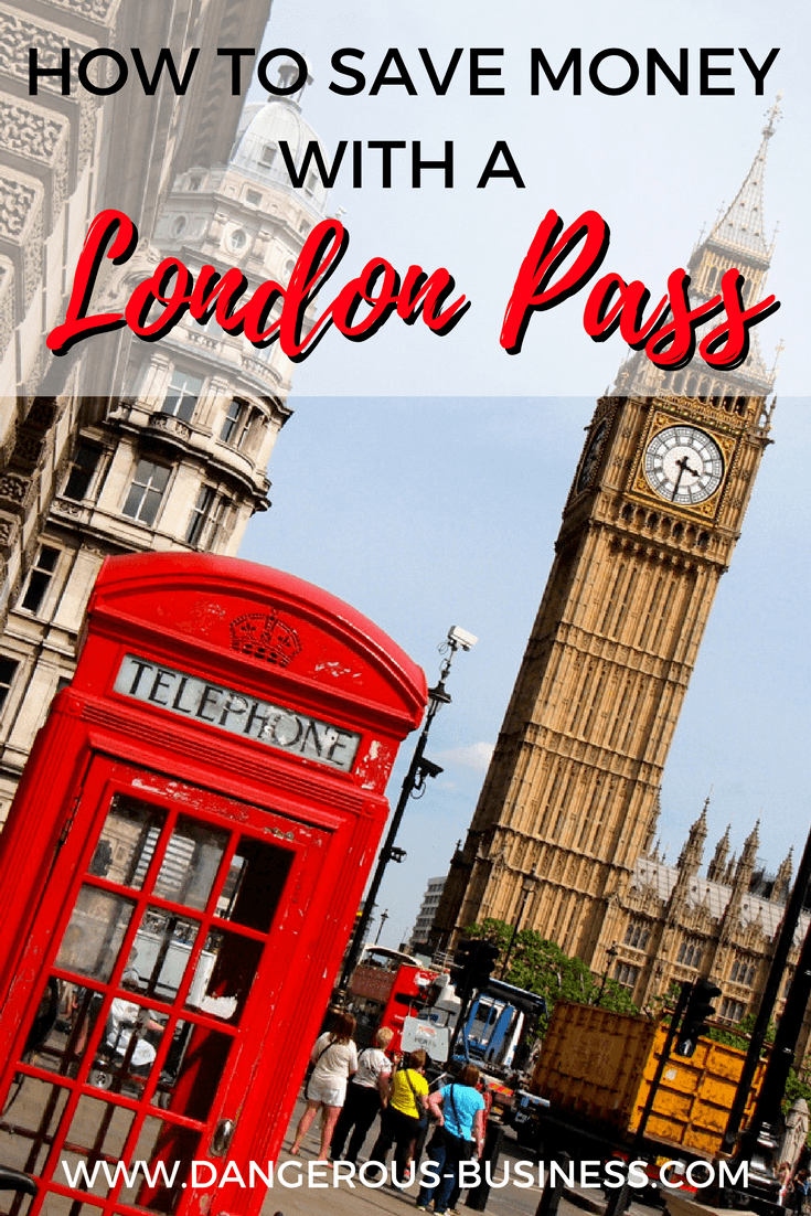 How to save money with a London Pass