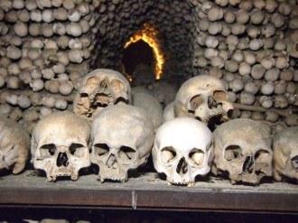 Sedlec Ossuary in the Czech Republic