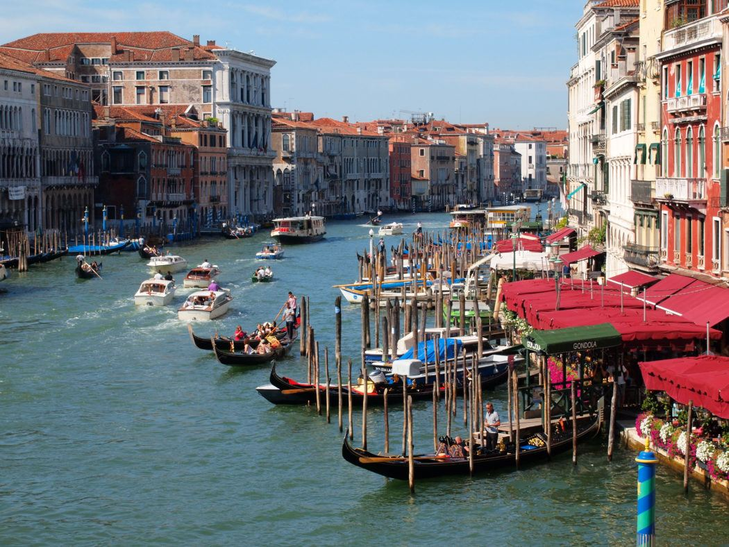 Venice Grand Canal