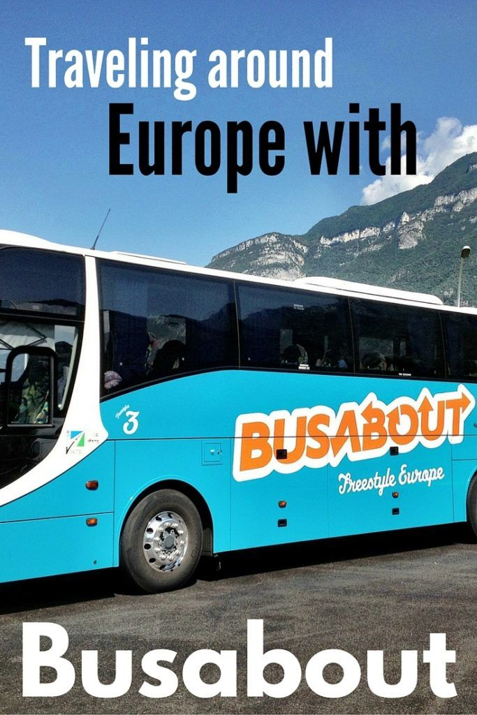 A guide to traveling around Europe with Busabout