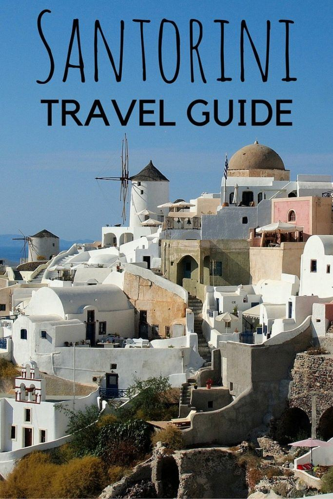 Santorini Travel Guide