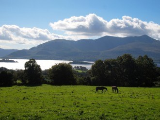 Aghadoe Heights in Ireland