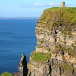 Visiting the Cliffs of Moher