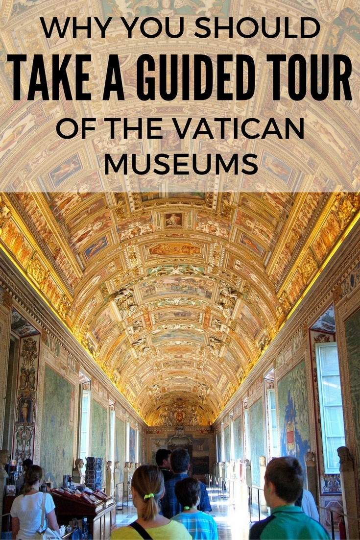 Why you should take a tour of the Vatican Museums