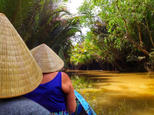 A Day Trip to the Mekong Delta in Vietnam from Ho Chi Minh City