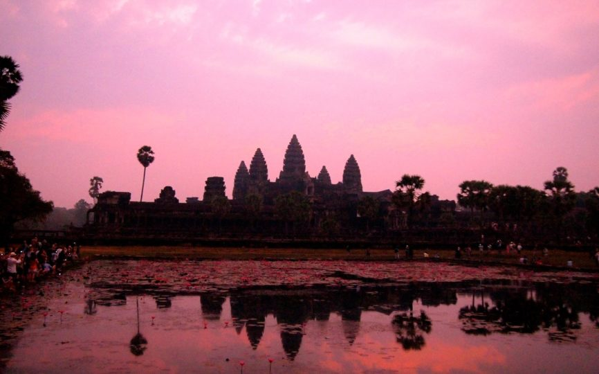 Traveling in Cambodia with Intrepid Travel