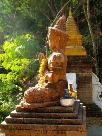 Wat Pha Lat in Thailand