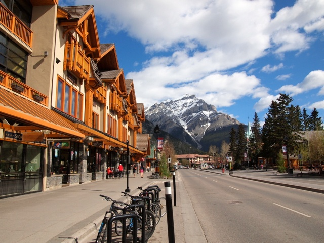 Highlights from a (Canadian) Rocky Mountain Road Trip