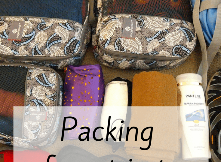 In My Backpack: Packing for Southeast Asia