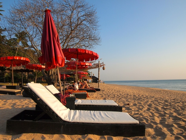 Spoiling Myself in Paradise (or What I Did on Koh Lanta)