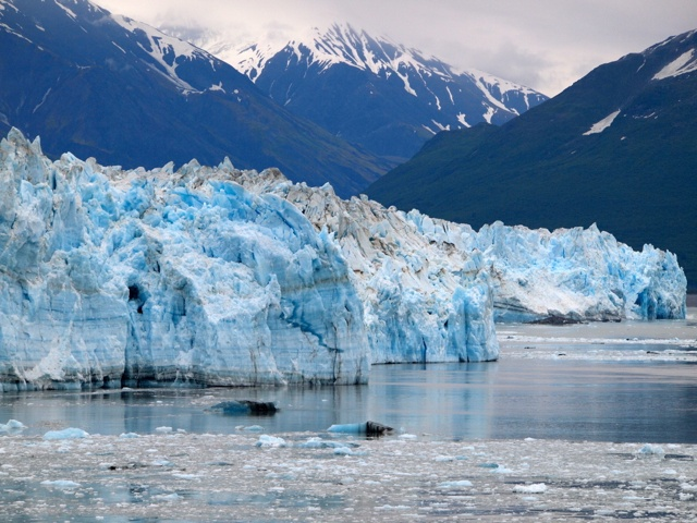 In Photos: The Glaciers of Alaska