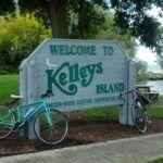 Biking the Lake Erie Islands
