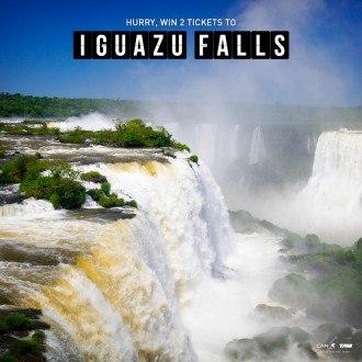 Iguazu Falls contest