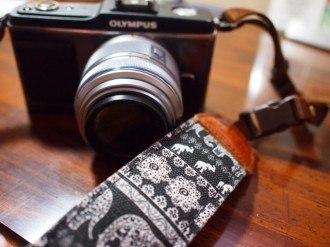 iMo camera strap