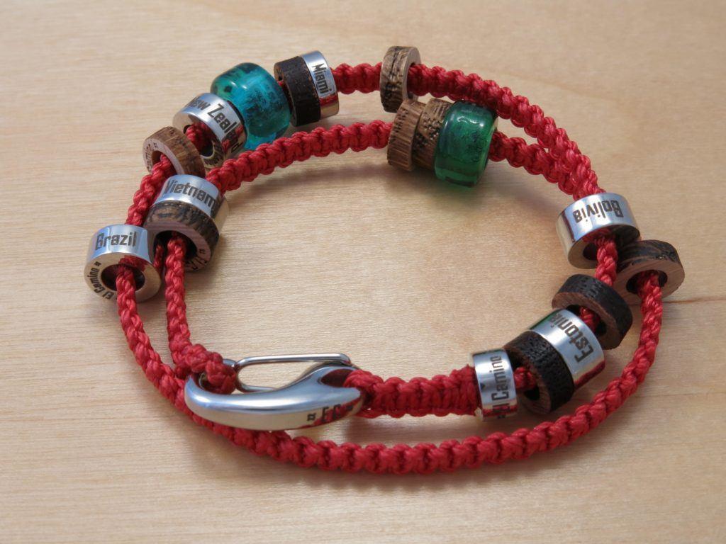 El Camino Travel Bracelet