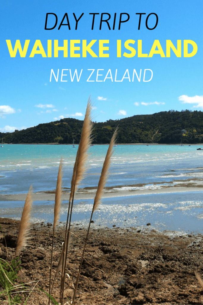 Day Trip to Waiheke Island from Auckland, New Zealand