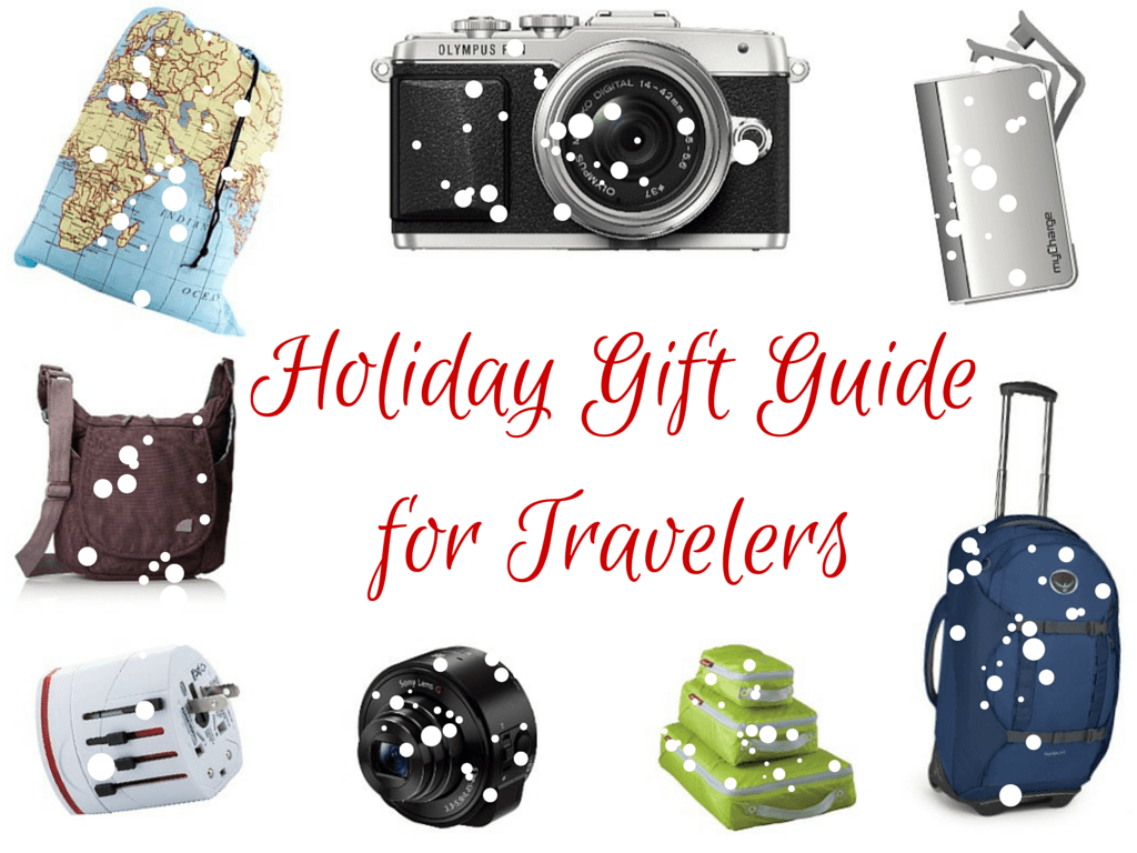 2014 Holiday Gift Guidefor Travelers