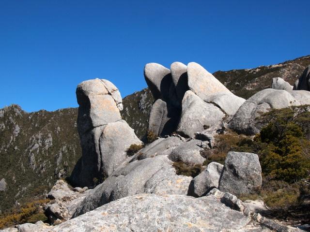 Mount Olympus, New Zealand