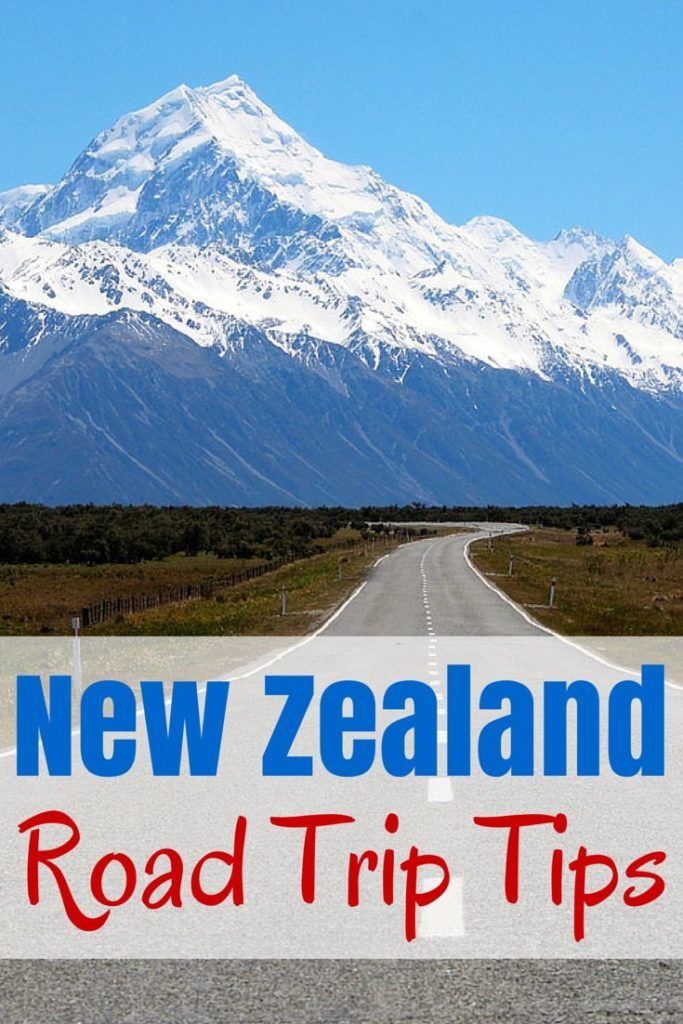 NZ road trip tips