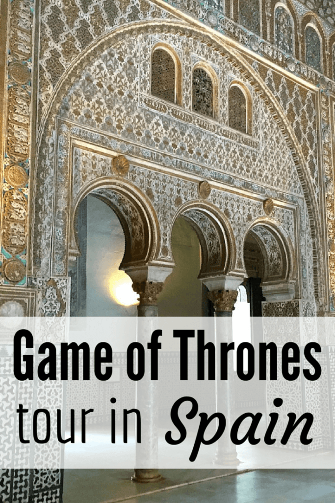 Game of Thrones tour in Spain