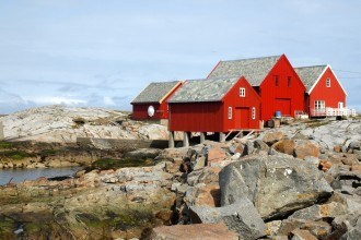 Gripholmen in Norway