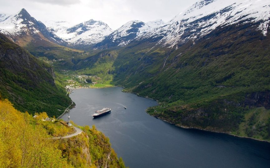 The Most Famous Fjord in Norway