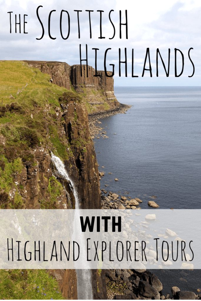 The Scottish Highlands with Highland Explorer Tours